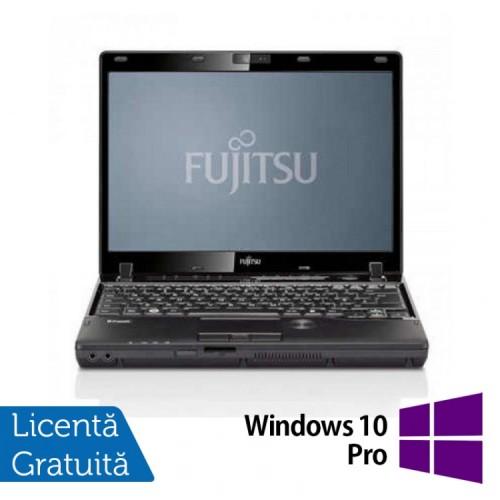 Laptop FUJITSU Lifebook P772, Intel Core i5-3320 2.60 GHz, 4GB DDR3, 250GB SATA, DVD-RW + Windows 10 Pro