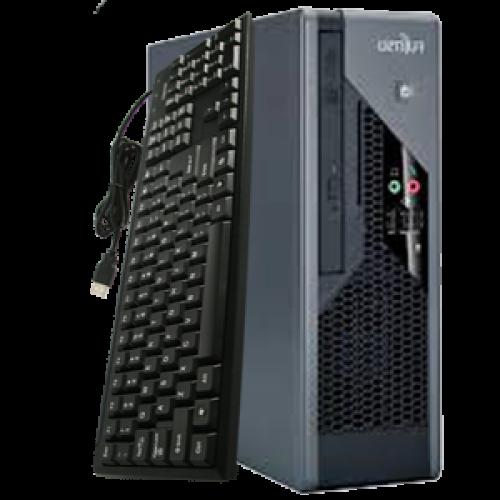 Unitate PC Fujitsu Esprimo E5731, Desktop, Intel Core Duo E8400 3.00GHz, 4Gb DDR3, HDD 160Gb SATA, DVD-RW