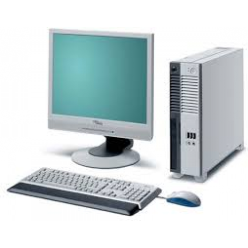 Calculatoare Fujitsu Siemens C5910, Intel Pentium 4 , 2,8Ghz, 1Gb DDR2, 80Gb HDD, DVD-RW + Monitor LCD