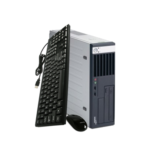 Computer Fujitsu Esprimo E5720, Intel Dual Core E2160 1,8Ghz, 2Gb DDR2 , 80Gb HDD , DVD-ROM