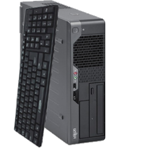 Calculator Fujitsu Esprimo E5730 Desktop, Intel Core Duo E5200 2,5Ghz, 2Gb DDR2 , 500Gb SATA, DVD-ROM ***