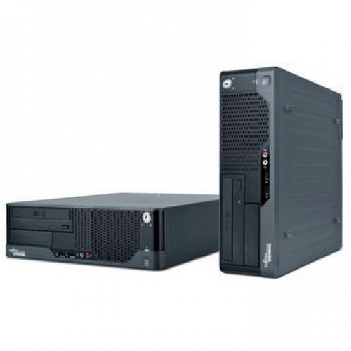 PC Fujitsu E5730 Core 2 Duo E8500 3.16GHz 2GB DDR2 160GB HDD Sata DVD Desktop + Win 7 Home