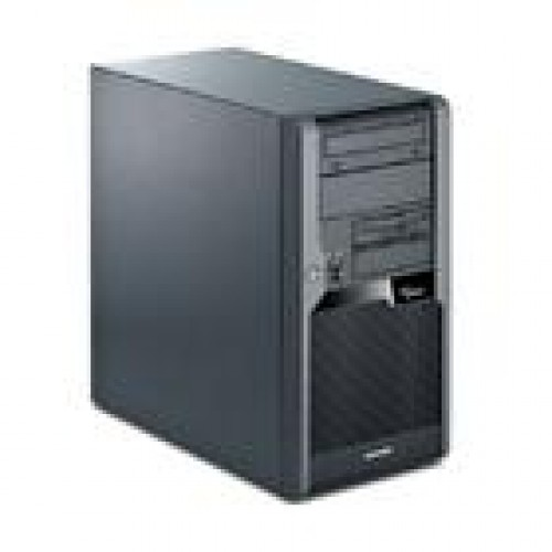 PC Fujitsu Siemens Esprimo P7936, Intel Core2 Duo E8400 3.0Ghz, 4Gb DDR3, 250Gb, DVD-RW