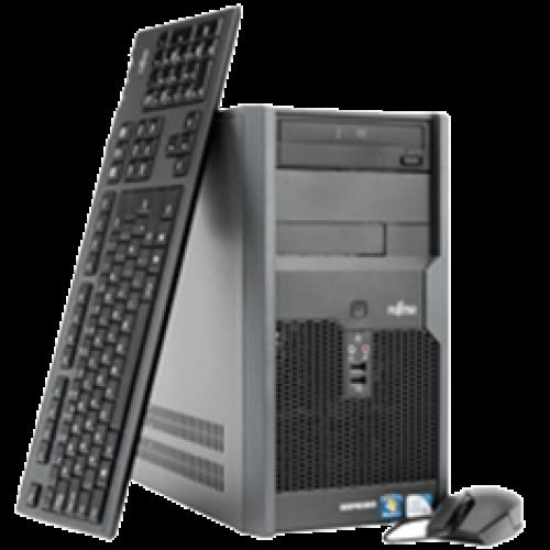Oferta PC Fujitsu Esprimo P7935 Intel Core 2 DUO E7600  3.00 Ghz, 2Gb DDR2 160Gb HDD, DVD-ROM ***