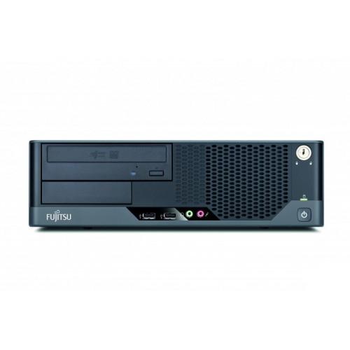 PC Fujitsu E5730, Intel Dual Core E5400 2.7Ghz, 2Gb DDR2, 160Gb, DVD-ROM
