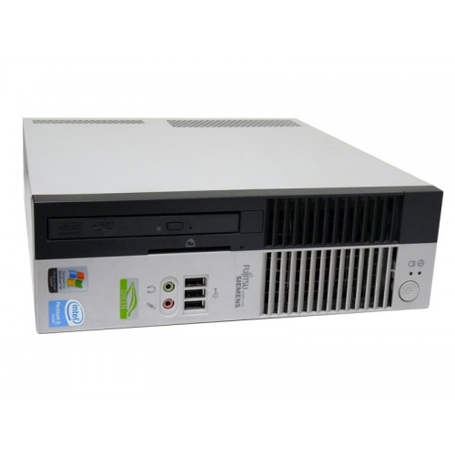 PC Fujitsu Siemens C5910, Intel Pentium Dual Core E2140, 1.6Ghz, 2Gb DDR2, 80Gb HDD, DVD-RW