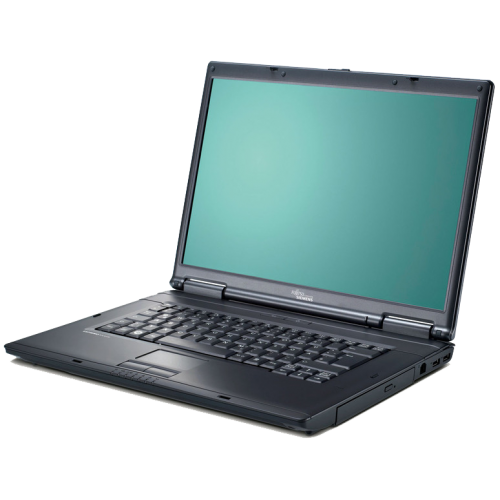 Laptop Fujitsu Siemens D9500, Celeron 540, 1.86Ghz, 2Gb DDR2, 120Gb HDD, DVD-RW, 15 inch + Docking Station