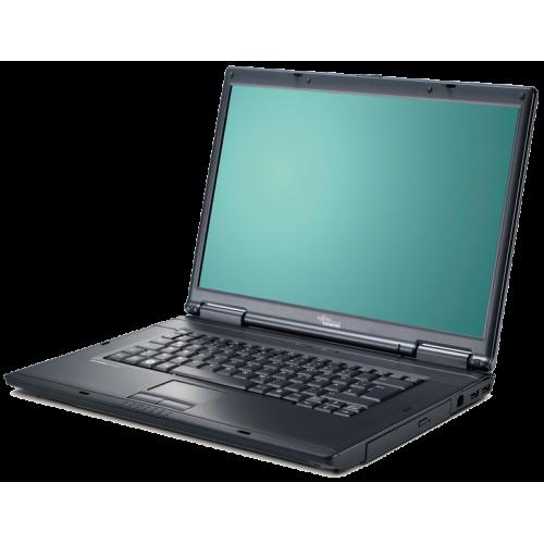 Laptop Fujitsu Siemens D9500, Core 2 Duo T5550, 1.83Ghz, 2Gb DDR2,80Gb HDD, DVD, 15.4 inch