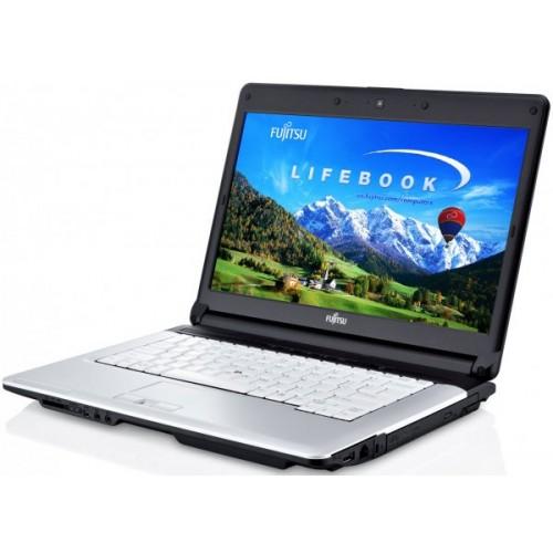Laptop SH Fujitsu Siemens S710, Intel Core i3-370M, 2.40Ghz, 4Gb DDR3, 250Gb, DVD-RW, Camera WEB