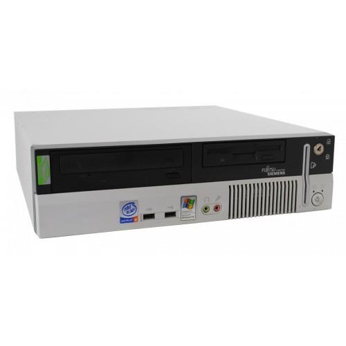 PC SH Fujitsu Siemens E600 Intel Pentium 4, 3.0Ghz, 2Gb DDR, 40Gb HDD, DVD-ROM