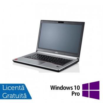Laptop FUJITSU SIEMENS Lifebook E743, Intel Core i7-3632QM 2.20GHz, 16GB DDR3, 120GB SSD + Windows 10 Pro, Refurbished