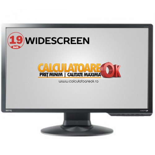 Monitoare SH Diverse modele Acer, Hp, Asus, Lg, Benq, LCD 19 inch, Widescreen ***