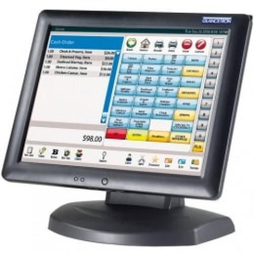 Sistem POS Glancetron Intel Pentium 4 2.80Ghz 1Gb DDR, 80Gb HDD, DVD, webcam 15 inch