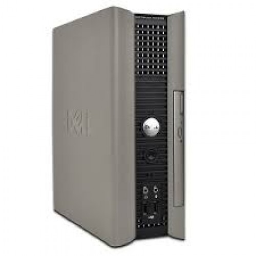 PC Second Hand Dell GX620 Desktop, Intel Pentium D, 2.8GHz, 2Gb DDR2, 40Gb HDD, DVD-ROM