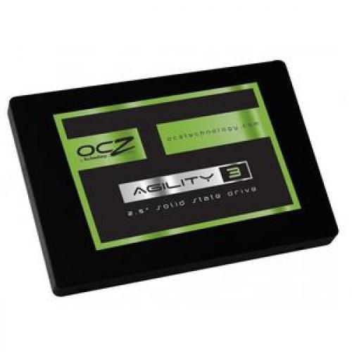 SSD Laptop OCZ Agility 3, 60GB, SATA 3, 2.5 inch + rack 3.5 inch
