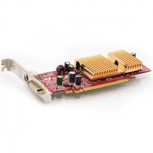 Placa video PCI-E nVidia Geforce 7100 256Mb, 64Bit, DVI, High Profile