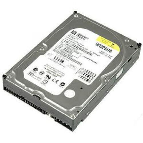 Hard Disk IDE Western Digital WD2000 3.5 inci, 200 GB