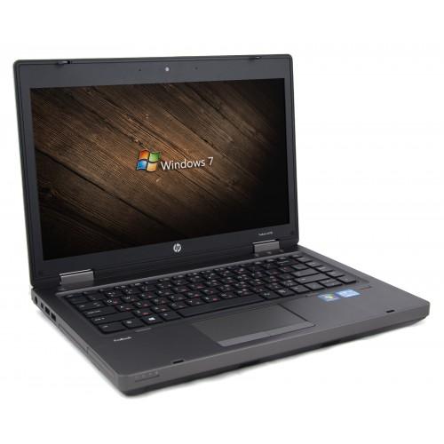 Laptop SH HP ProBook 6470b, Intel CELERON B840 1.90Ghz Gen.3, 4Gb DDR3, 320Gb HDD, DVD, Wi-Fi, 14 Inch LED, WebCam