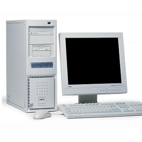 Calculator NEC ML450 Intel Pentium4 2.8GHz, 1024 MB, 40 GB, CD-ROM + Monitor LCD ***