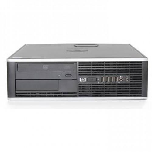 PC HP 8000 Elite Core 2 Duo E8400 3.0GHz 2GB DDR3 250GB HDD Sata DVD Desktop + Windows 7 Home