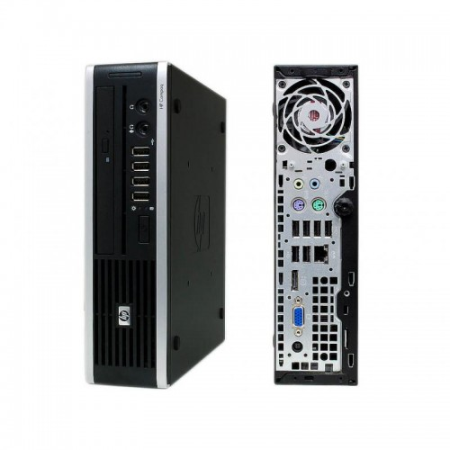 Calculator HP Compaq Elite 8300 USFF, Intel Core i3-3220 3,30 GHz, 4GB DDR 3, 320GB SATA, DVD-RW