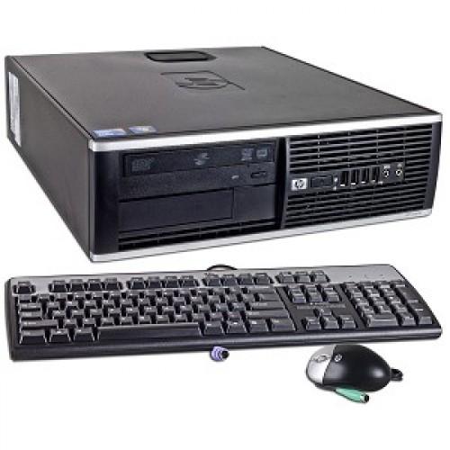 Calculator SH HP 8200 ELITE SFF, Intel Core i5-2500, 3.3GHz, 8Gb DDR3, 500Gb HDD, DVD-ROM