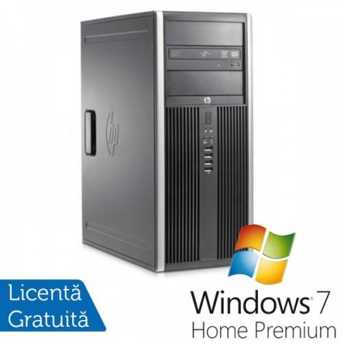 Hp 8200 elite tower, Intel Core i3-2100 3.1Ghz, 4Gb DDR3, 250 Gb SATA, DVD-ROM + Windows 7 Home Premium