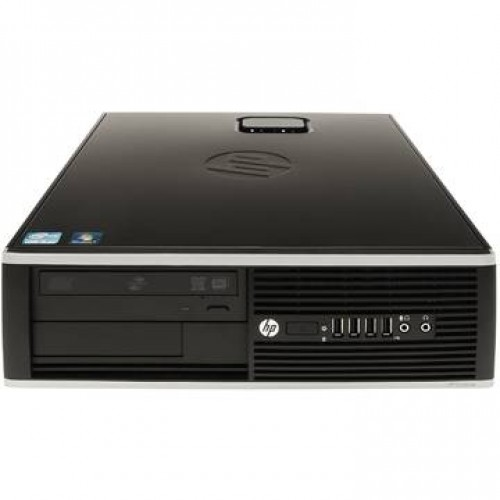 PC HP 8200 Intel Dual Core G630 2.7Ghz 4GB DDR3 250GB HDD Sata DVDRW Desktop +  Windows 7 Professional