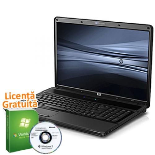 HP 6730b Notebook SH, Intel Core 2 Duo P8600, 2.4Ghz, 4Gb, 160Gb HDD, DVD-RW, 15 inci LCD + Windows 7 Professional