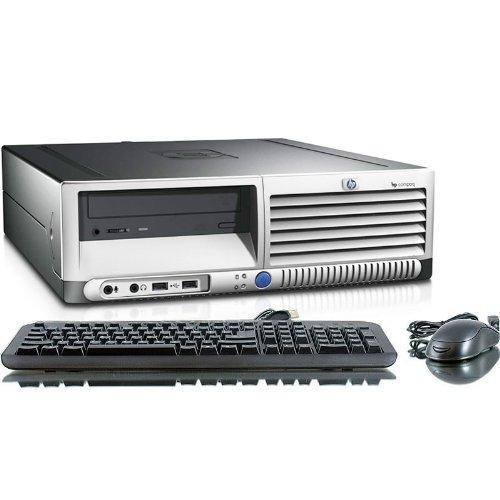 PC HP DC5100, Intel Dual Core E2160, 1.8GHz, 2Gb DDR2, 80Gb HDD, DVD-ROM ***