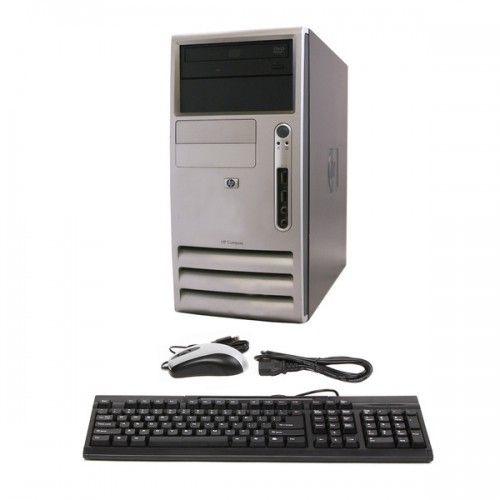 Computer HP Compaq DX7300, Tower, Core 2 Duo E6300 1.86Ghz, 3GB DDR2, 80GB HDD, DVD-RW ***