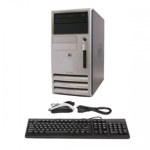Computer HP Compaq DX7300, Pentium D 945, 3.4Ghz, 2GB DDR2, 250GB HDD, DVD-RW ***