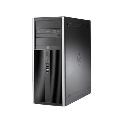 PC Hp 8200 elite tower, Intel Core i5-2400 3.1Ghz, 4Gb DDR3, 250 HDD, DVD-RW