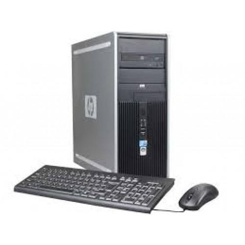 Calculator HP Compaq 6000 Pro TOWER, Intel Core 2 Quad Q6600 2.4GHz, 4Gb DDR3, 250Gb, DVD-ROM