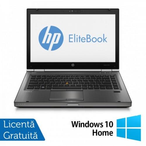 Hp EliteBook 8470p IntelCore i5-3320M Gen.3 2.6GHz 4GbDDR3 320GbHDD 14 inch LED-Backlit HD + Win 10 Home