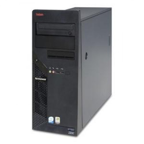 PC Lenovo M55, Intel Core2 Duo E6320 1.86Ghz, 2Gb DDR2, 160Gb SATA, DVD-RW