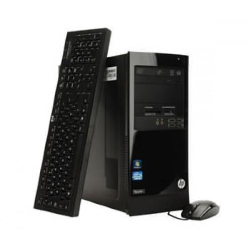 Calculator HP Pro 3300 MT Tower, Intel Core I5-2400S 3.30Ghz, 4Gb DDR3, 250Gb HDD, DVD-ROM