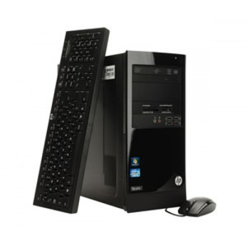 Calculator HP Pro 3300 MT Tower, Intel Core I5-2400S 3.30Ghz, 4Gb DDR3, 250Gb HDD, DVD-ROM