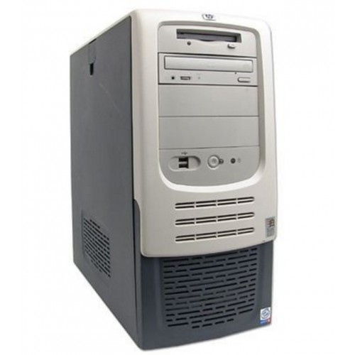 PC HP VECTRA, PENTIUM 4 1.80Ghz, 512 Mb DDR, 40 GB, CD-ROM***