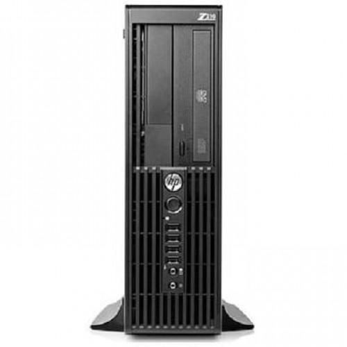 Workstation HP Z210 i5-2400 3.1Ghz 4GB DDR 3 320Gb HDD Sata Nvidia Quadro 600 1GB Dedicat DVD-RW Desktop + Windows 7 Home