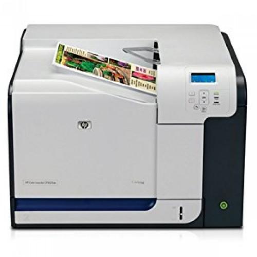 Imprimanta HP LaserJet CP3525DN, 30 PPM, Duplex, Retea, USB, 1200 x 600, Laser, Color, A4