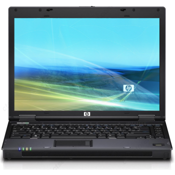 Laptop HP 6710b Second Hand, Intel Core 2 Duo T8100 - 2.1Ghz, 4Gb Ram, 120GB HDD, DVD