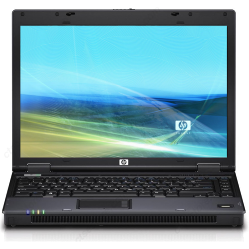 Laptop HP 6710b Second Hand, Intel Core 2 Duo T8100 - 2.1Ghz, 4Gb Ram, 160GB HDD, DVD