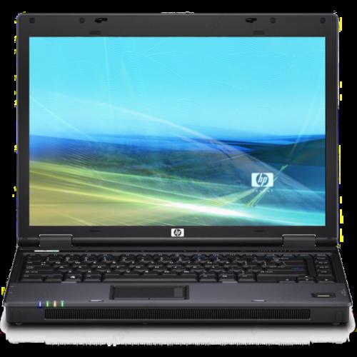 Laptop HP 6710b, Intel Core 2 Duo T7100, 1.8Ghz, 2Gb DDR2, 80GB HDD, DVD-ROM, 15.4 inch ***