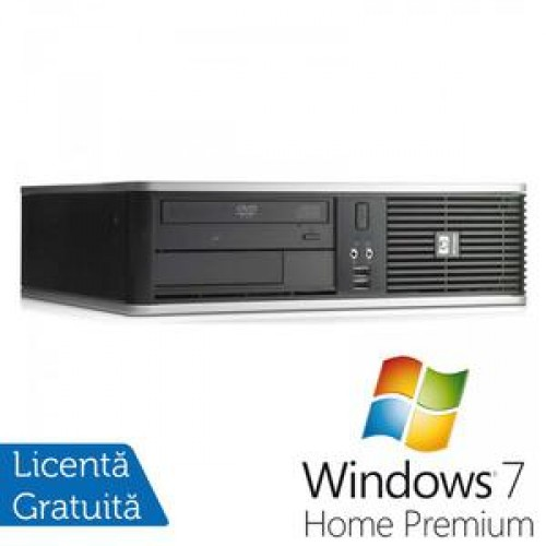 Hp DC7900, Intel Dual Core E5300 2.6Ghz, 2Gb DDR2, 160Gb SATA, DVD-ROM + Windows 7 Home Premium