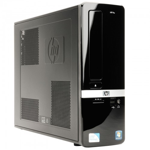 PC SH Desktop HP 3120, Intel Core 2 Duo E5500 2.8Ghz, 2Gb DDR3, 250Gb HDD, DVD-ROM