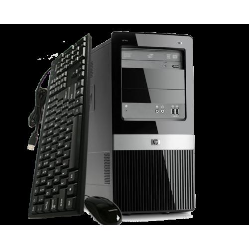 Calculator HP DC2400  Tower, Intel Core 2 Duo E7500 2.93Ghz , 2Gb DDR2, 160Gb HDD , DVD-RW ***