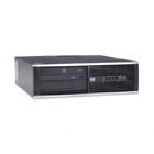 PC HP 6000 Pro SFF, Intel Pentium Dual Core E5400, 2.7GHz, 4GB DDR3, 500Gb HDD, DVD-RW