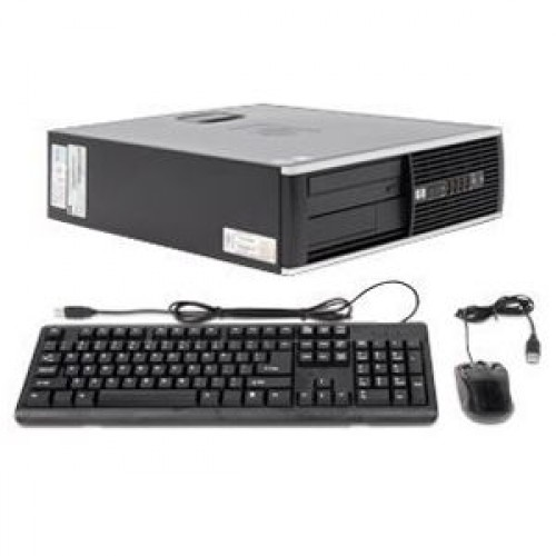 Calculator HP 6200 Pro Desktop, Intel Dual Core G620, 2.70GHz, 4GB DDR2, 250GB HDD, DVD-RW
