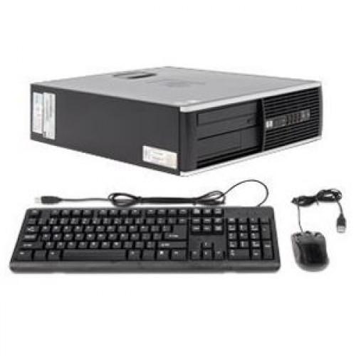 Calculator HP 6200 Pro Desktop, Intel Dual Core G620, 2.70GHz, 4GB DDR2, 250GB HDD, DVD-RW